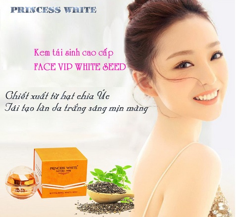 kem face vip princess white