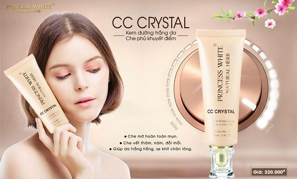 Cc Cream Crystal