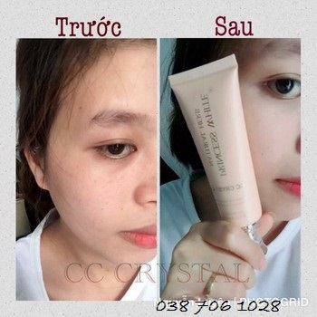 cc cream princess white mua ở đâu