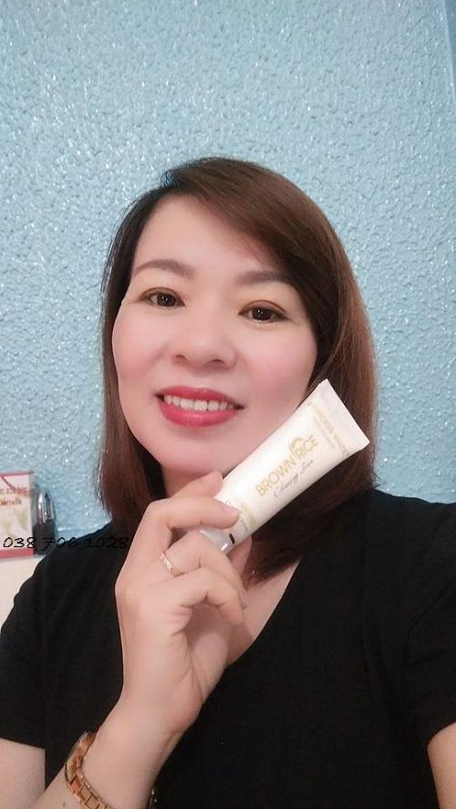 mua sữa rửa mặt princess white tại web đánh giá