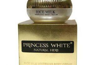 Kem dưỡng thể Body Sữa Gạo Princess White