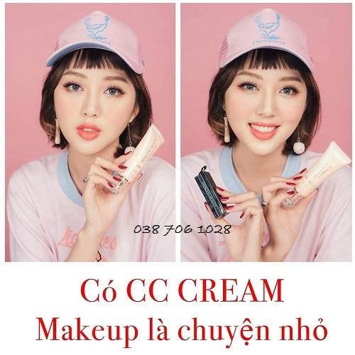 kem cc cream princess white có tốt không