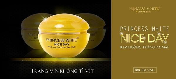 Kem Princess white Nice Day có tốt không