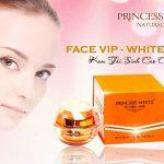 Kem Tái Sinh Face Vip Princess White mua ở đâu, giá bao nhiêu?