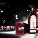 Sữa tắm Hồng Sâm Princess White mua ở đâu? hiệu quả như thế nào?