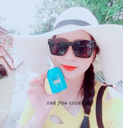 kem chống nắng princess white giá bao nhiêu
