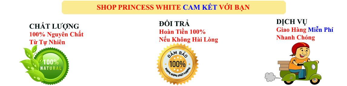 mỹ phaame Princess White hcm