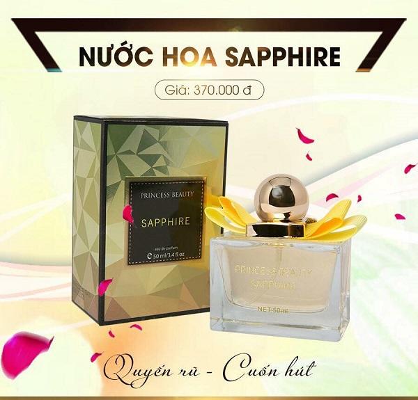 nước hoa Sapphire
