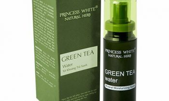 Xịt Khoáng Princess White: Xịt Khoáng Trà Xanh Green Tea Water