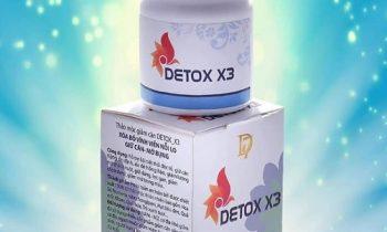 DEXTOX X3 Giảm Cân – Giảm Mỡ Bụng