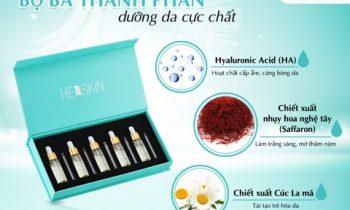 Serum 5 in 1 Her Skin – Dưỡng Da Căng Bóng