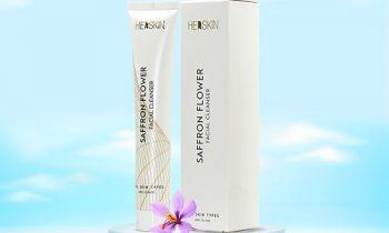 Sữa Rửa Mặt Saffron Nhụy Hoa Nghệ Tây – Her Skin